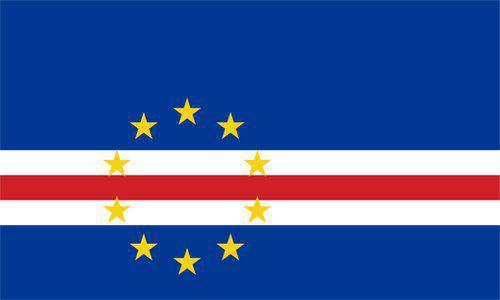 Drapeau du Cap-Vert