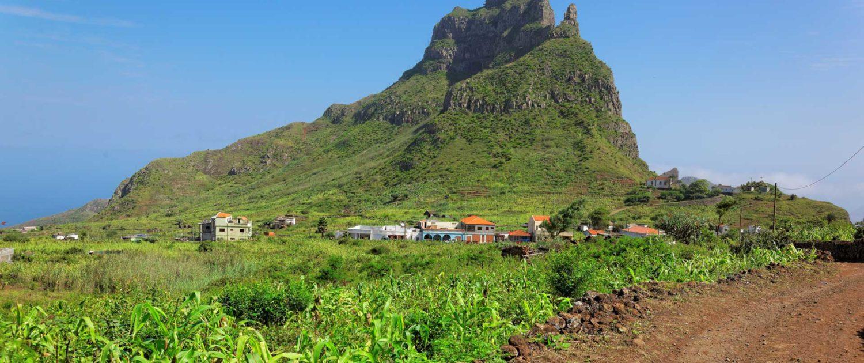 Île de São Nicolau, peu fréquentée par les touristes, l'île par excellence pour les amoureux de la pêche