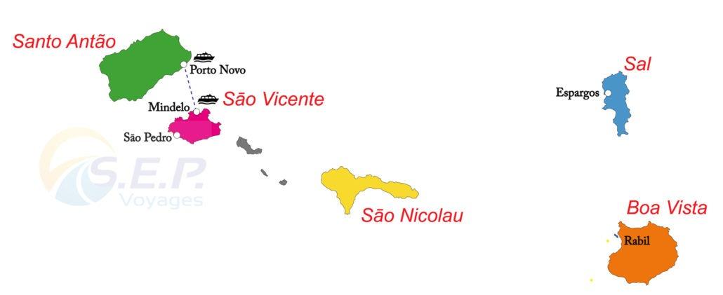 """Cap-Vert, """"Randonnée Santo Antão"""", 8 jours de paysages à couper le souffle"""