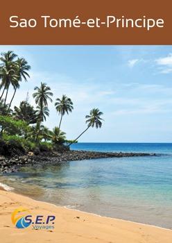 Catalogue de Sao Tomé-et-Principe - 3 îles authentiques - SEP Voyages Lausanne Suisse